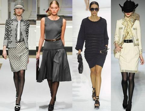 Особенности одежды в стиле шанель