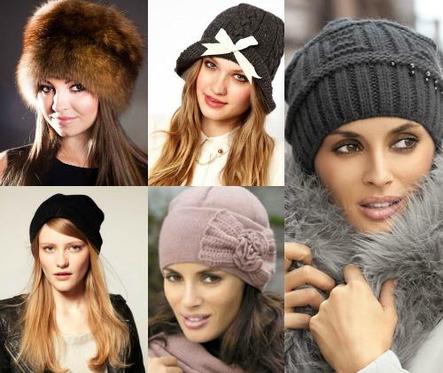 Как подобрать шапку к форме лица?