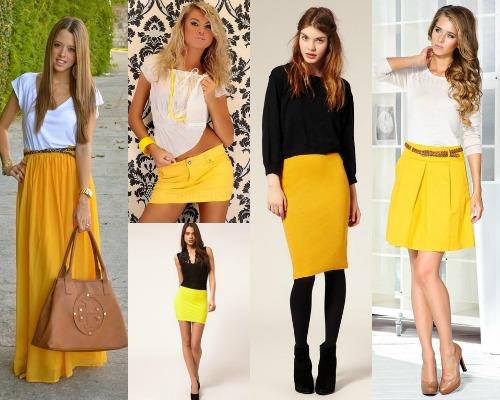 Какую юбку носить с жакетом