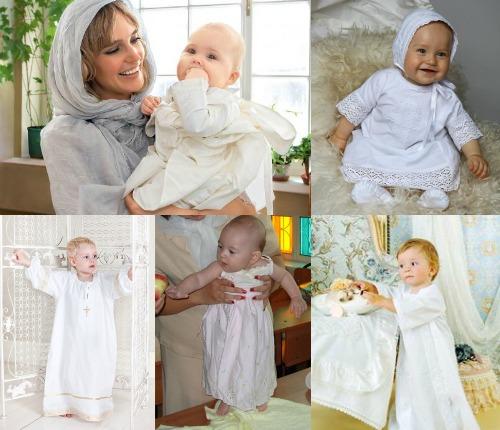 Как креститься что одев