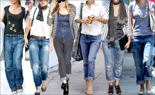 Как учесть особенности фигуры при выборе обуви к джинсам?