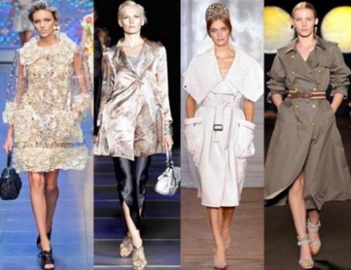 Какие плащи в моде?