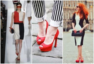 Женская доминация красные туфельки фото 490-275