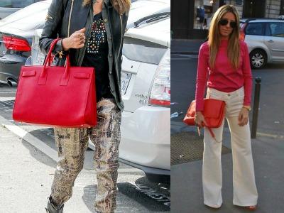 51b45a7eafcf С чем носить красную сумку?