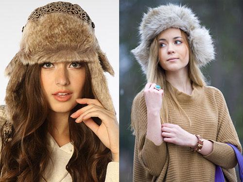 Выбор шапки-ушанки