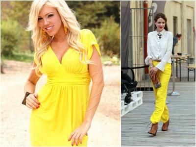 одежды чему к снится желтые