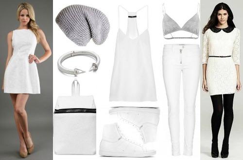 Белый цвет значение в одежде