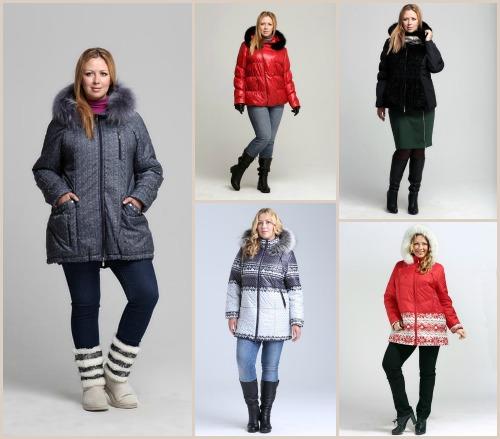 bff116f483ba Модели Курток Для Полных Женщин Фото