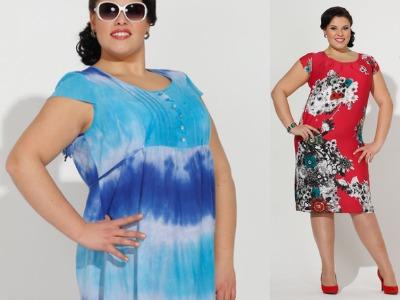 Мода и стиль для полных
