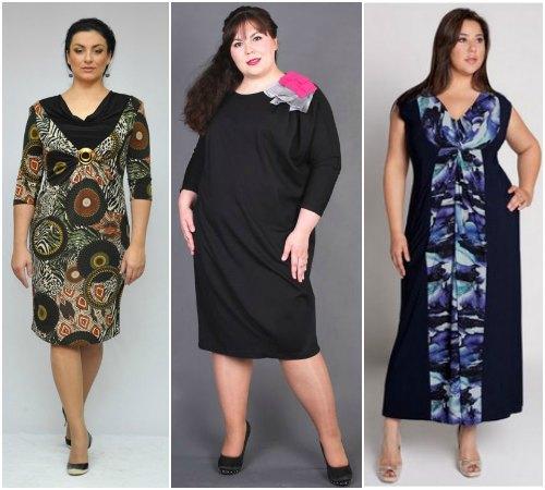 Модели платья для женщин 50 лет фото