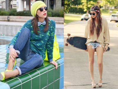 Как одеваются хипстеры-девушки?