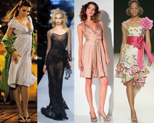 Какие черты присущи женственному стилю в одежде?