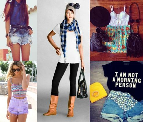 Какую одежду предпочитают девушки-хипстеры?