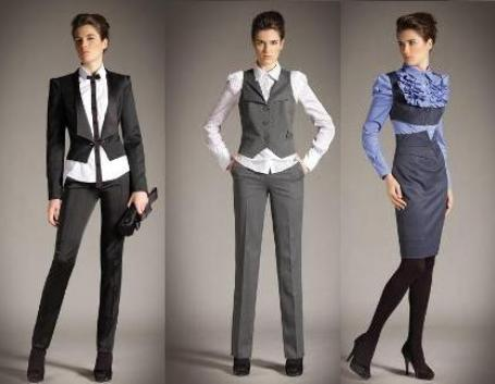 b98002f6c4b Классический стиль одежды для девушек