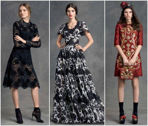 Некоторые черты стиля рококо в одежде