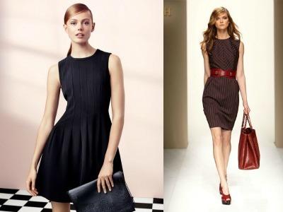 Платья в деловом стиле в москве
