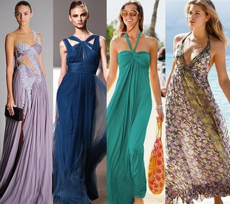 Составляем гардероб в греческом стиле