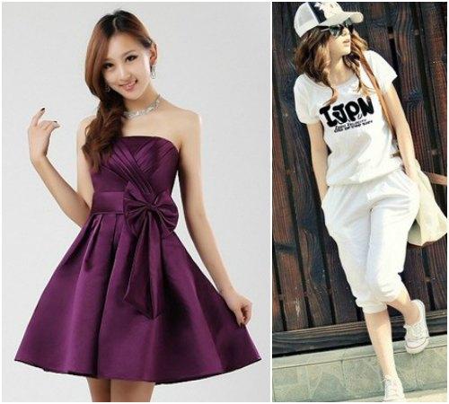 В чем неординарность корейского стиля одежды современных девушек?