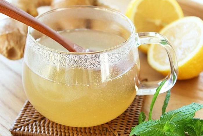 Имбирный чай во время беременности