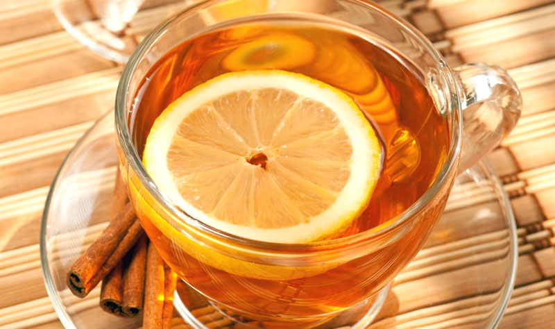 лимон с чаем при беременности