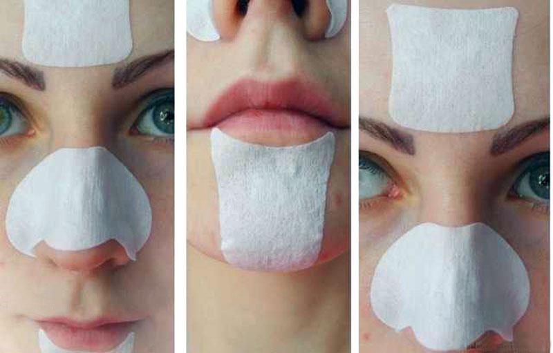 Черные точки на носу косметика