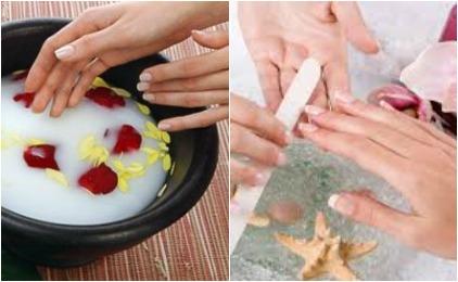Подготовка к процедуре: кожа рук