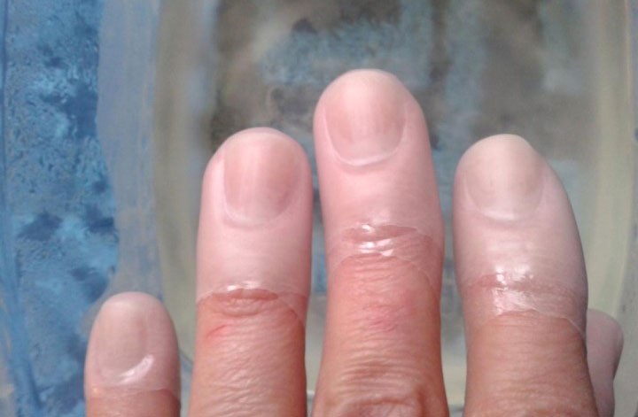 Парафинотерапия для ногтей