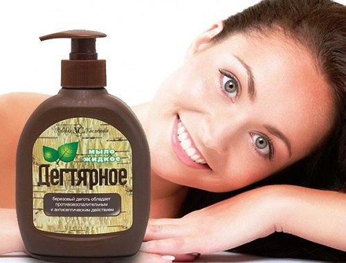 Дегтярное мыло чем полезно в гинекологии