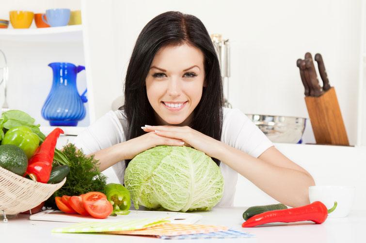 Как капуста влияет на молочные железы