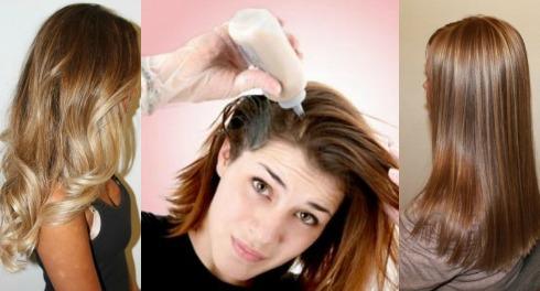 Брондирование волос цена