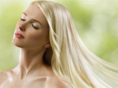 Осветление волос для полных