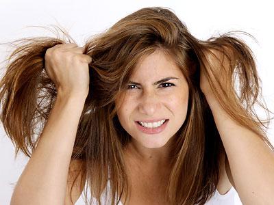 Уход за поврежденными волосами уход