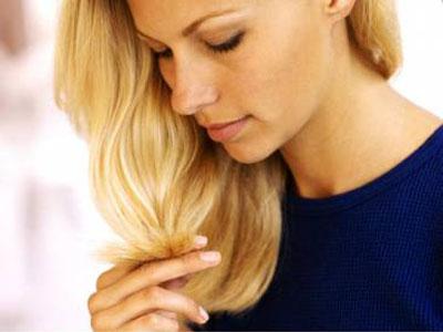 Уход за секущимися волосами