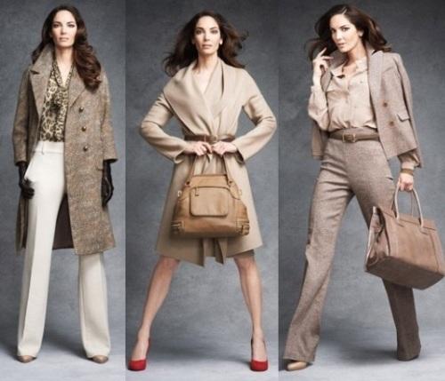 Основные правила стиля одежды для женщины 40 лет