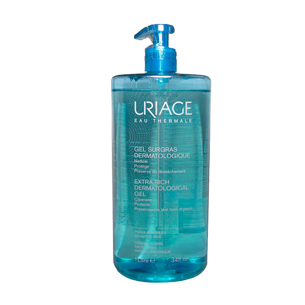 Uriage Extra-Rich Dermatological Cleanser