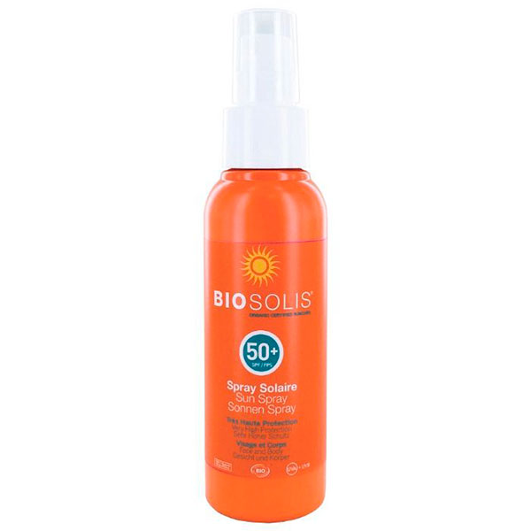 Biosolis Sun Spray SPF50