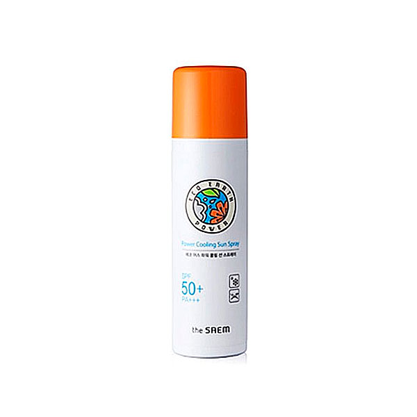 Eco Earth Power Cooling Sun Spray SPF50+ РА