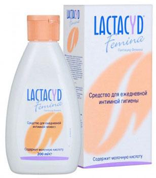 Средство для интимной гигиены гель Lactacyd Femina