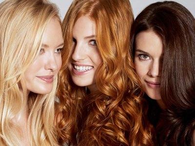 Как изменить цвет волос без краски?